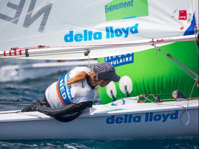 Olympische voorbereidingen bij Copa Brasil de Vela