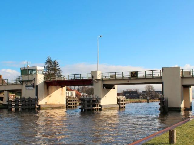 Onveilige brug Dronrijp in 2018 vervangen