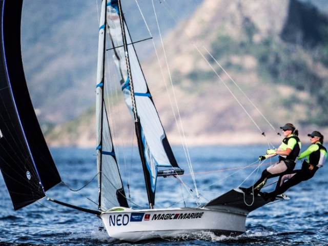 Olympische kwalificatie voor Keijzer en Blom is dichtbij