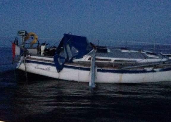 Zeiljacht op drift gevonden aan oostkust VS