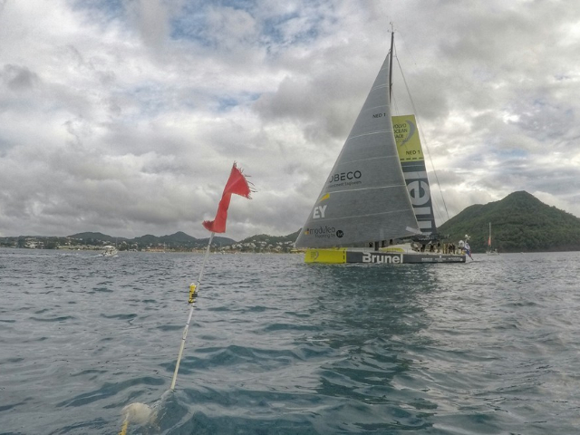 Team Brunel vestigt nieuw ARC-record