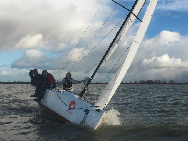 Keelboat Youth Program van start