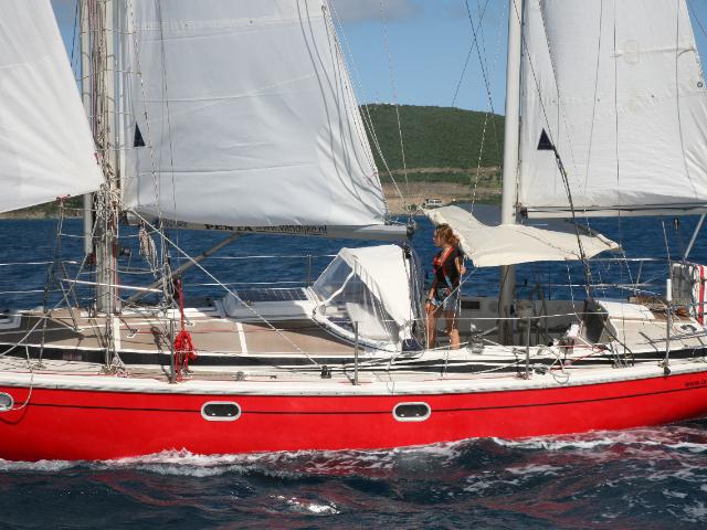 Laura Dekker wil Volvo Ocean Race zeilen