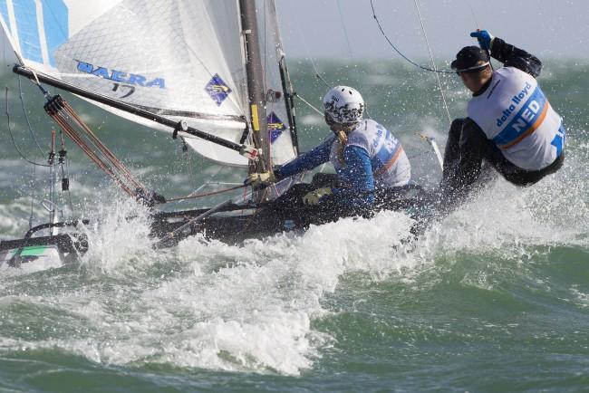 Olympische krachtmeting in Miami