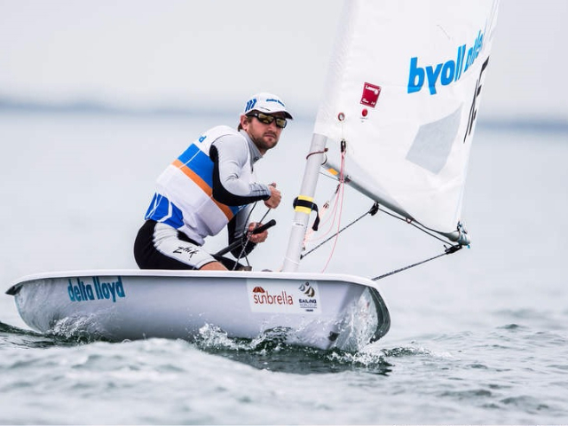 Live medalraces ISAF World Cup Miami