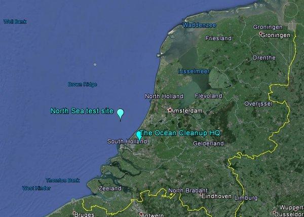 Nederland test zuiveringsinstallatie plastic zwerfafval