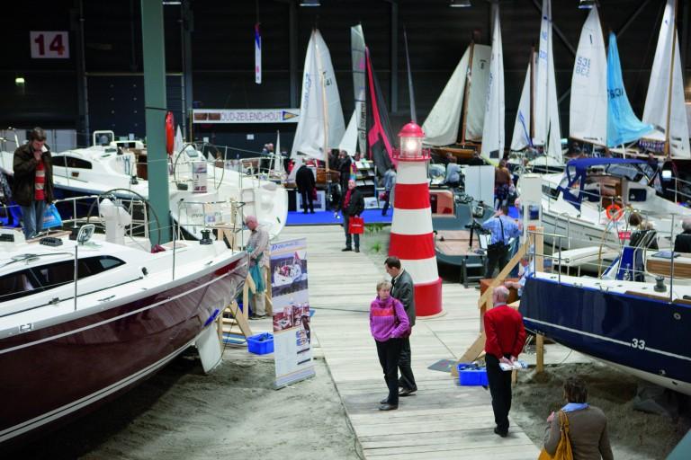 Lichte stijging aantal bezoekers Boot Holland