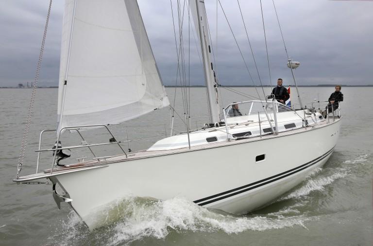 Vaartest C Yacht 12.50i