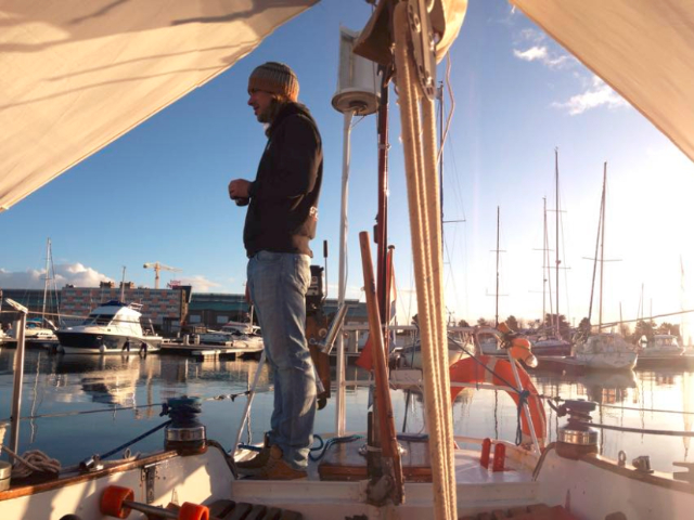 Heading South vlog 6: terug naar zee