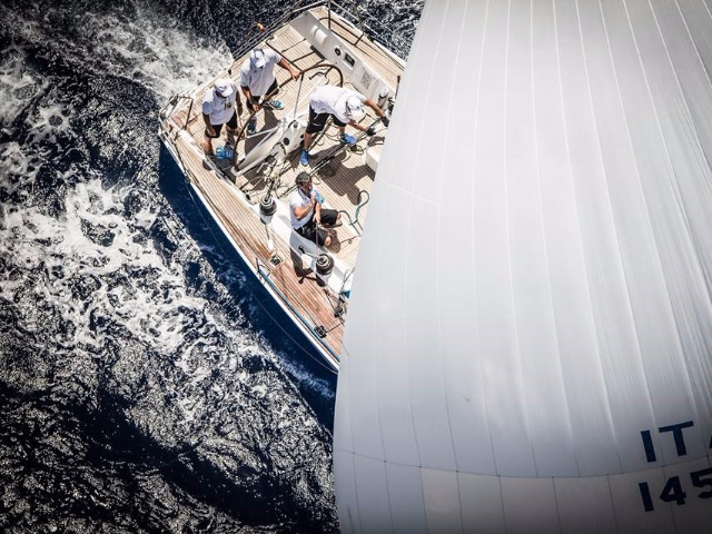 Swan 45 Class zet koers naar Middellandse Zee