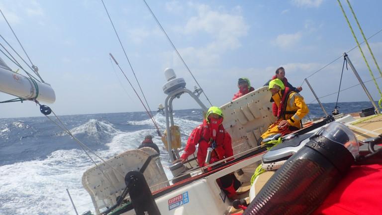 Jan van de Laar: uitdagingen aan boord