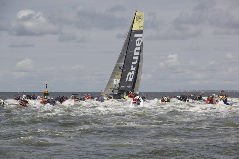 Den Haag finish Volvo Ocean Race in 2018
