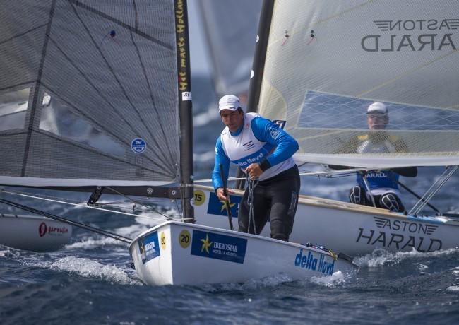 Pieter-Jan Postma is Europees Kampioen Finn