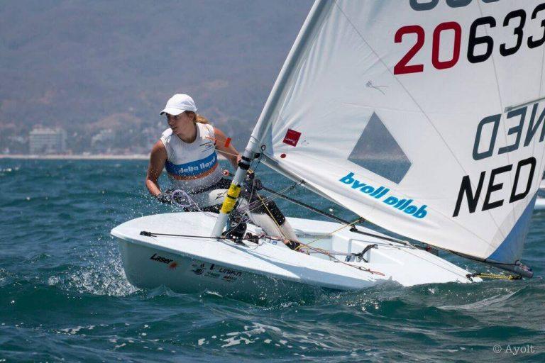 Bouwmeester is terug op het olympische water