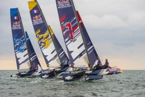 Red Bull Foiling Generation 1