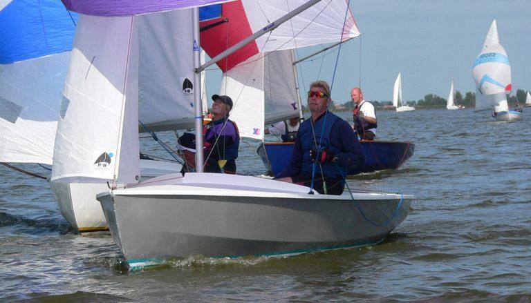 Wayfarer wereldkampioenschappen naar Nederland