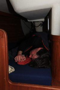 4 tips om beter te slapen tijdens een oversteek