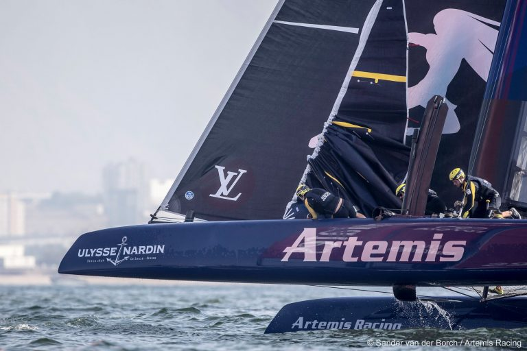 Artemis Racing – Road to Bermuda – Aflevering 7