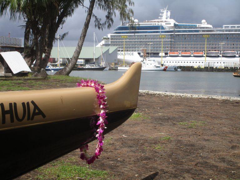 Column Anna: Aloha!