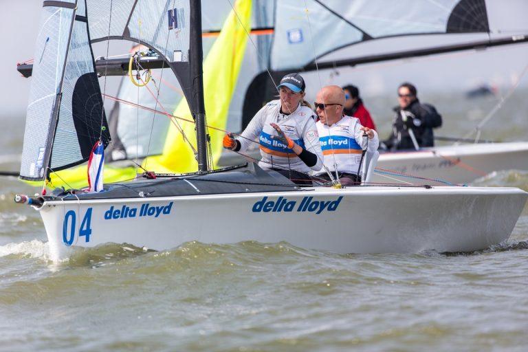 Schrama en Nap vertegenwoordigen Nederland op de Spelen