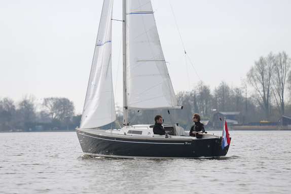 Vaartest D-Sailer 23