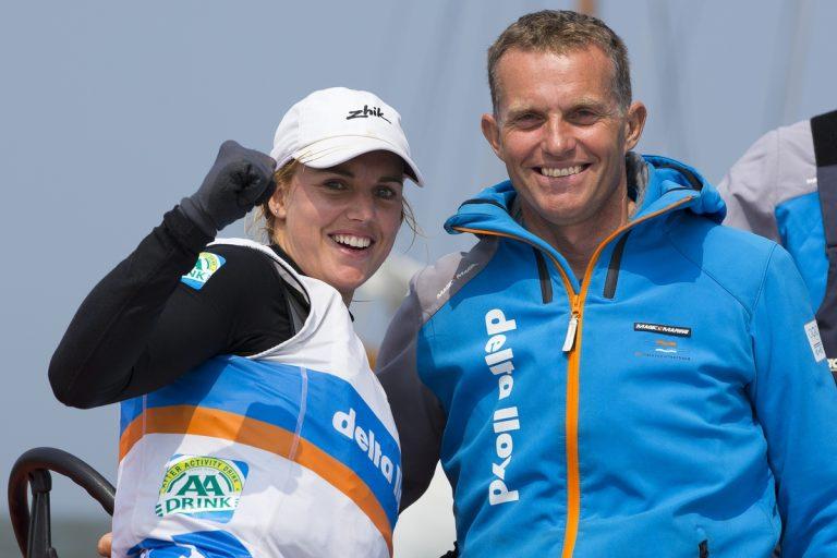 Drie Nederlanders pakken winst Delta Lloyd Regatta