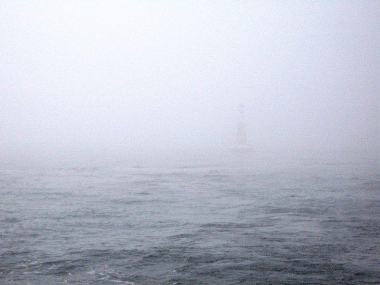 Varen bij mist: wat mag wel én niet