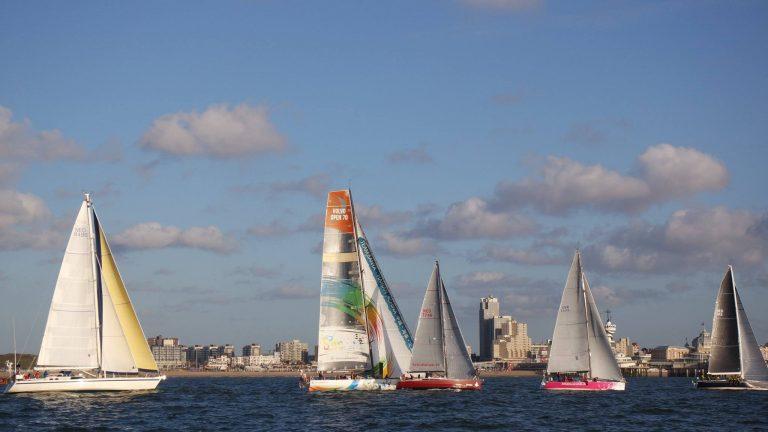 North Sea Regatta offshore racers treffen mooi zeilweer
