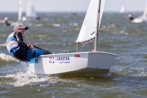 Teun In der Maur NED 3282 - Best Dutch Optimist sailor-7739