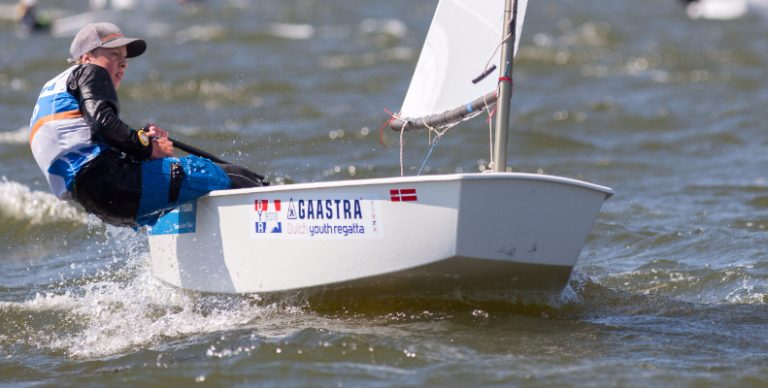 Nederlanders aan de top bij International Dutch Youth Regatta