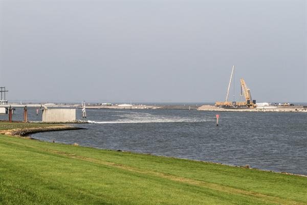 Verruiming vaarweg Eemshaven-Noordzee na zomer van start