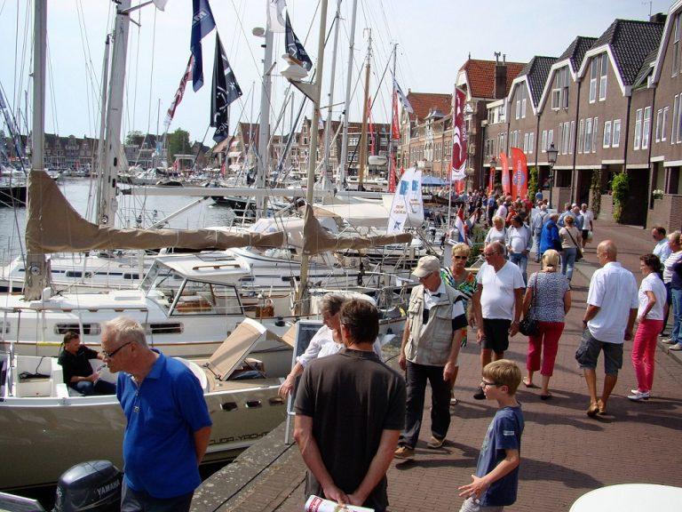 Gebruikte botenbeurs in Hoorn