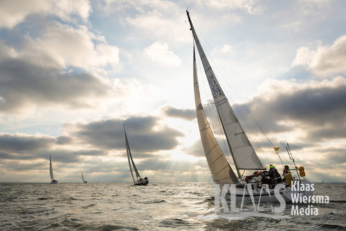 Ronde om Noord Holland: de wind draait mee