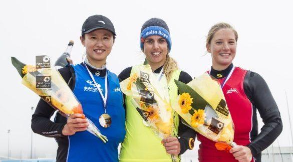 Bouwmeester wint goud op oud-olympisch water