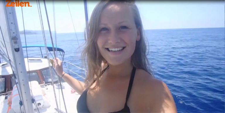 Aflevering 9 SY Anne Marie: Wow, we're going to ibiza!