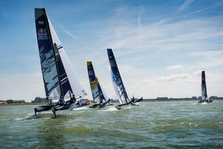 Nederlandse zeiltalenten naar World Final Foiling Generation