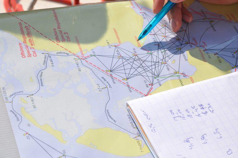 24 Uurs-zeilers te volgen via tracker