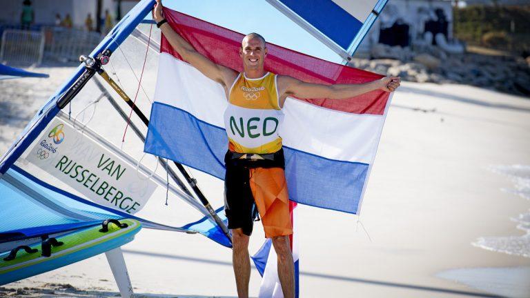 Dorian van Rijsselberghe wint opnieuw goud