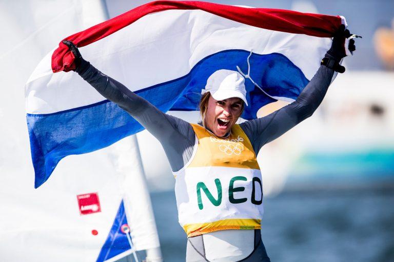 Bouwmeester wint goud in Rio