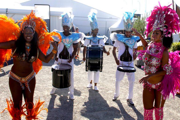 Hiswa te Water geopend in Braziliaanse sferen
