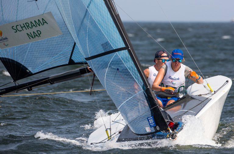 Nederlandse paralympiërs stijgen in het klassement