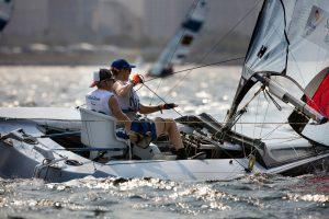 Rolf Schrama en Sandra Nap. Paralympics Rio