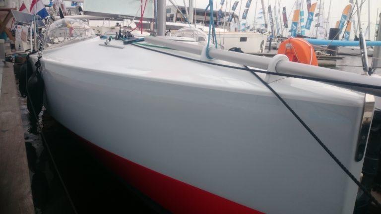 Bijzondere miniboot voor trans-Atlantische oversteek