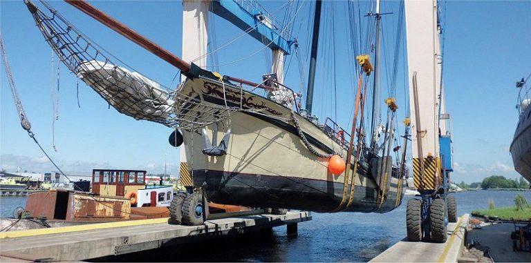 Tweede Kamer kiest voor duurzame scheepsbouw