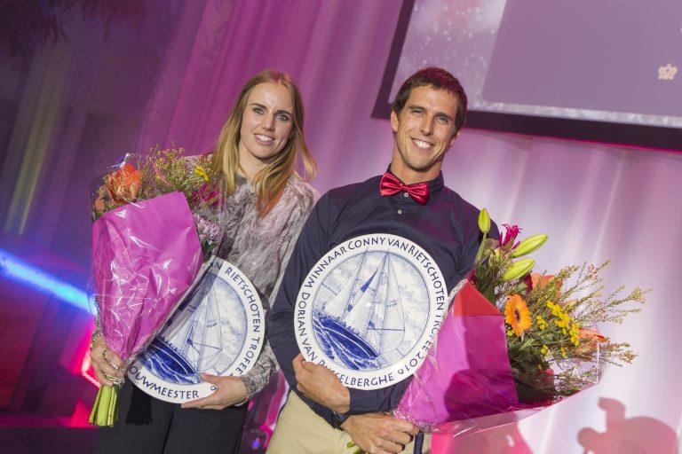 Marit en Dorian genomineerd voor Sporter van het jaar
