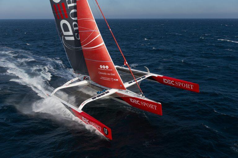 Recordpoging Jules Verne trofee opnieuw gestart