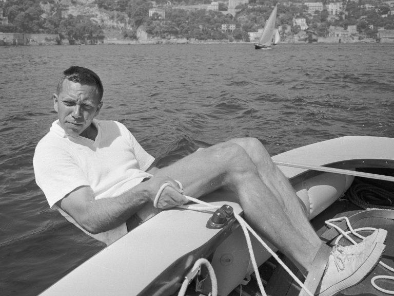 Legendarische zeiler Paul Elvstrøm overleden