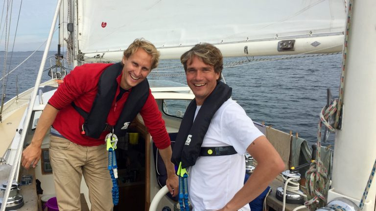 Sailors for Sustainability op duurzame ontdekkingsreis