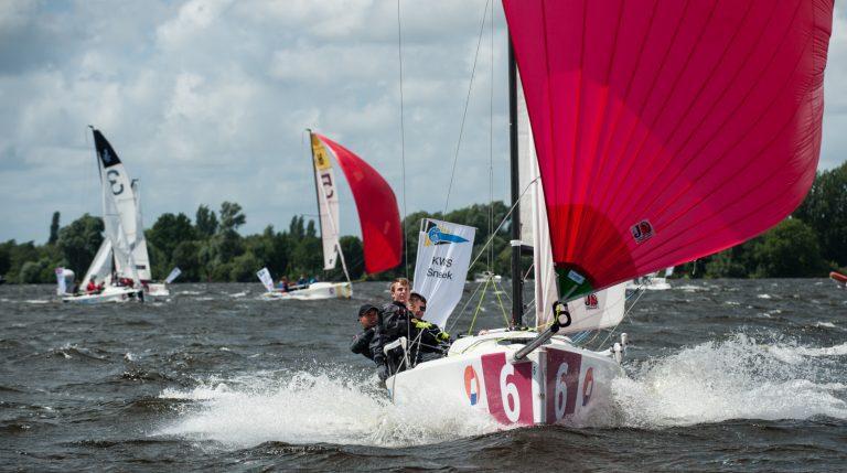 Zestien teams Eredivisie Zeilen bekend