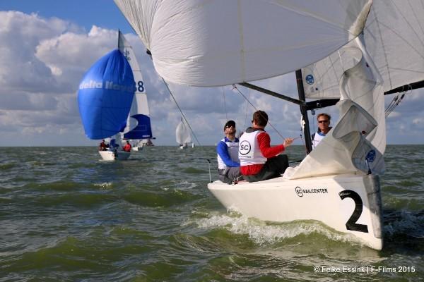 S A I L I N G Tour of Holland in samenking met studenten